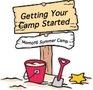 How To Have Summer Camp At Home!