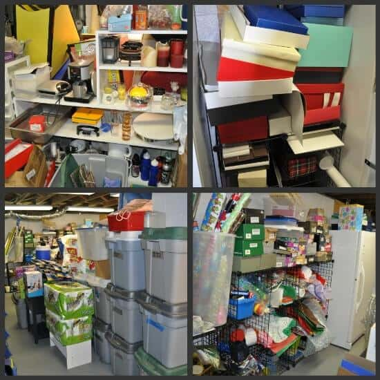 basement in just 29 days here 39 s how to declutter your basement