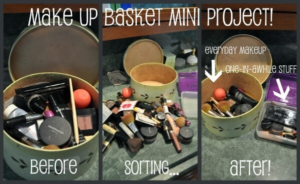 Declutter Your Life- The Big Basement Challenge: What Do You Do With All of the Junk?
