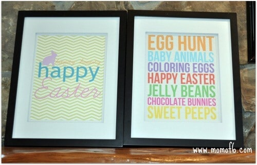 The 10 Best Free Easter & Spring Subway Art Printables!