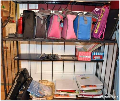 """Declutter Your Life: Tackling the Kids """"Command Center"""""""