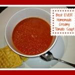 Creamy Tomato Soup Badge