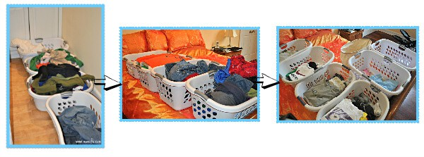 Am I Doing Laundry All Wrong? {#ShareYourLife}