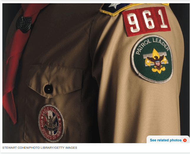 Change with the Boy Scouts | iVillage