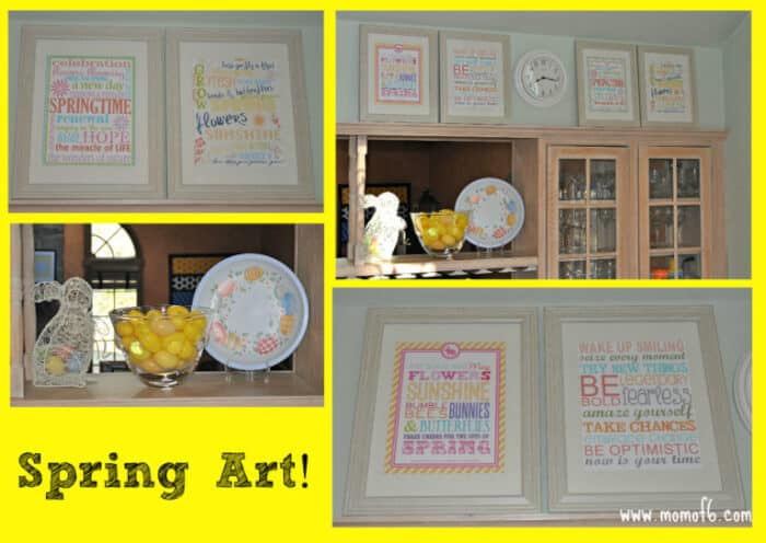 The Top 12 Best Free Spring Subway Art Printables!