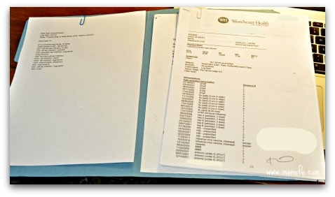 How To Keep Medical Records For Your Kids Momof6