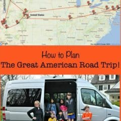 How to Plan a Great American Road Trip!