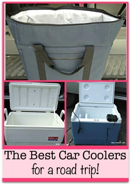 Here is a look at some of the best car coolers on the market.... we own them, we've used them- and we've narrowed down our decision as to which one to take on our big family road trip!