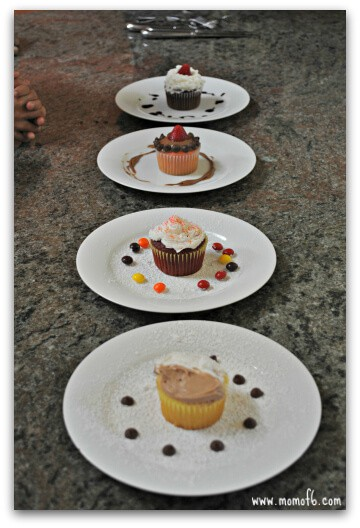 Fantastic ideas for hosting a Cupcake Wars birthday party at home! This post includes birthday party set up tips, a script to guide the guests through all of the challenges, and lots of ideas to make your Cupcake Wars Birthday Party awesome!