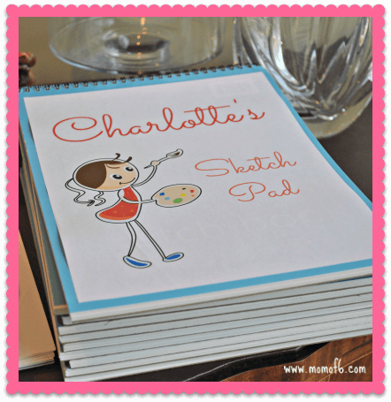 My daughter loves to draw, so when it came time to plan her 10th birthday sleepover party, I knew that an art birthday party would be perfect! This posts shares all of the details- including a free printable art birthday party invite and thank you note!