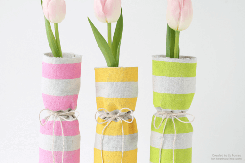 Here are a few fun and easy ideas that I plan to do around my house to decorate and get ready for spring!