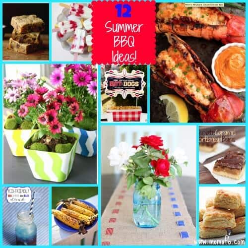 12 Great Summer BBQ Ideas!