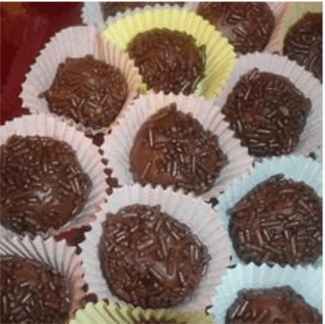 3-Ingredient Truffle Chocolate Recipe – Brigadeiro