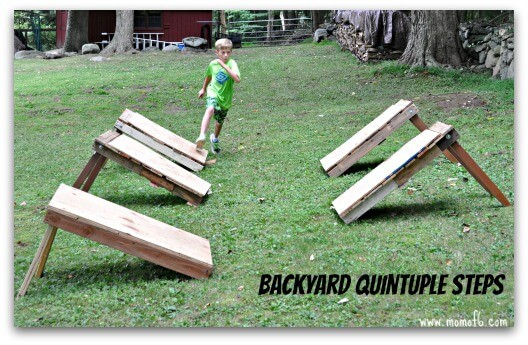Backyard American Ninja Warrior Obstacle Course : Ninja Warrior Course for Pinterest