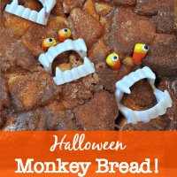 Halloween Monkey Bread!