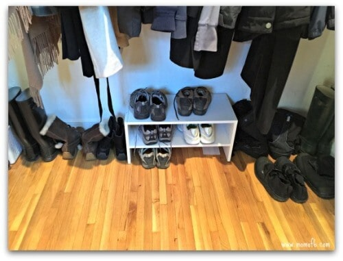Coat Closet-shoes