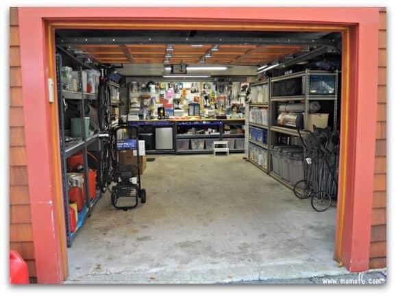 Garage After- room for a car