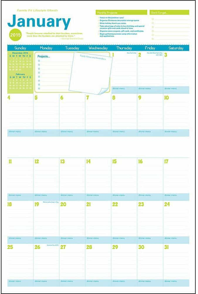 The 7 Best Calendars That Work For Families Momof6