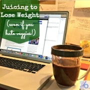 Juicing to Lose Weight (even if you hate veggies!)