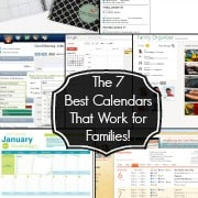The 7 Best Calendars That Work for Families!