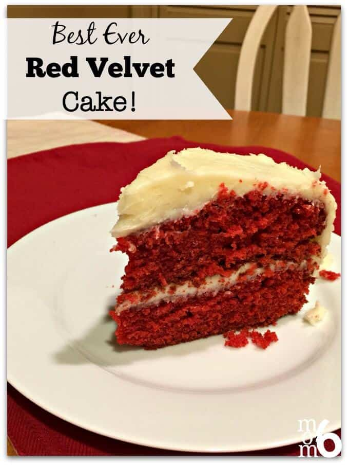 How To Make A Homemade Moist Red Velvet Cake