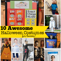 10 Awesome Halloween Costumes for Tweens!