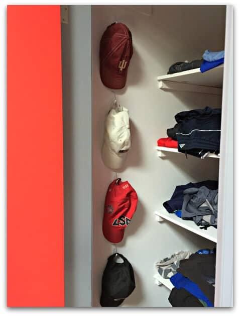Hats on Hooks