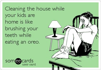 How to Keep a Clean House When You Have Lots of Kids! - MomOf6
