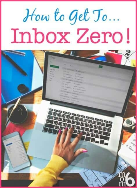 """Does looking at your email inbox make you feel as if you are on top of what you need to do, or does it make you feel overwhelmed? How would it feel to reach """"inbox zero""""?"""