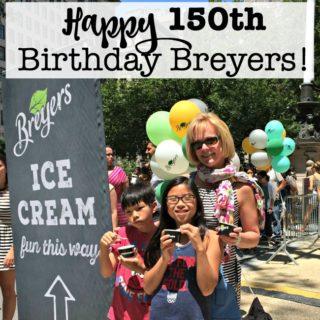 Happy 150th Birthday Breyers!