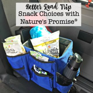 Better Road Trip Snack Choices with Nature's Promise®