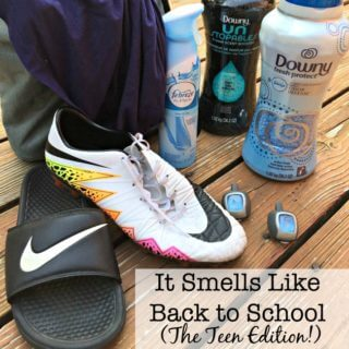 It Smells Like Back to School (The Teen Edition)