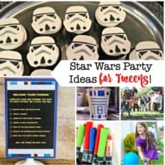 Star Wars Party Ideas for Tweens!