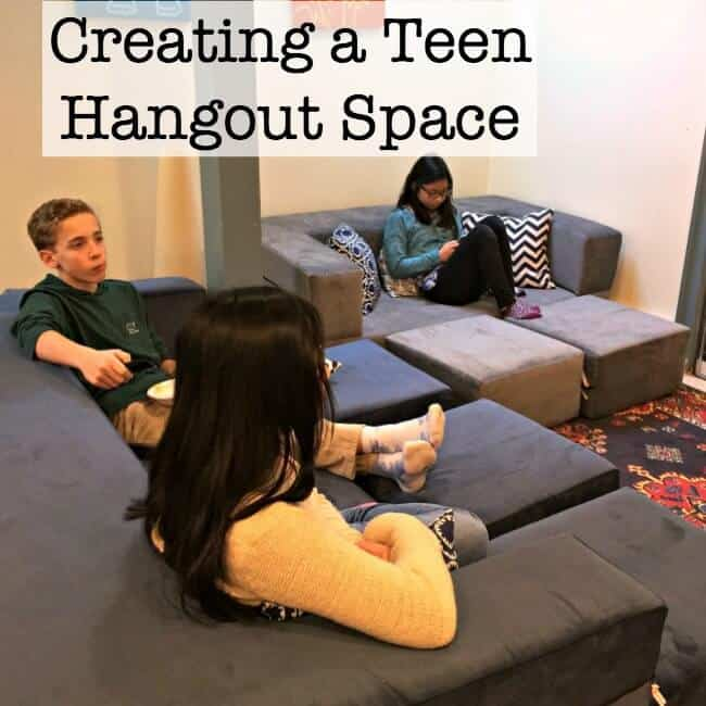 Creating a Teen Hangout Space
