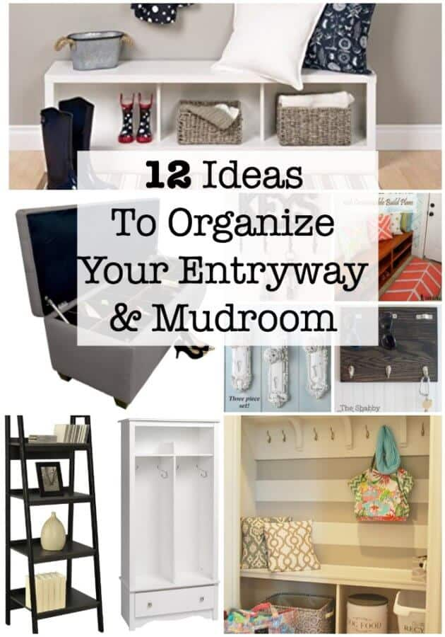 Whether you own a tiny home lacking closet storage, or you are trying to organize the space you have—the first step is to get building. Here are 37 projects that are sure to help you manage your messes or conceal items out of use.