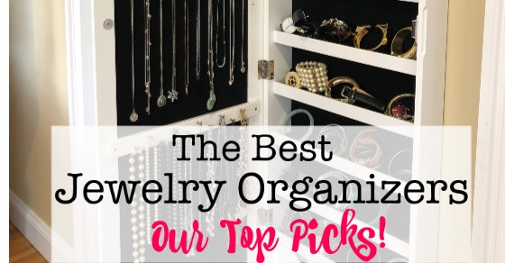 The Best Jewelry Organizers!