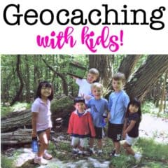 Geocaching with Kids!