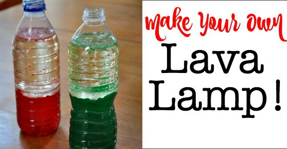 Make Your Own Lava Lamp Momof6