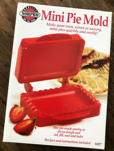 mini pie mold