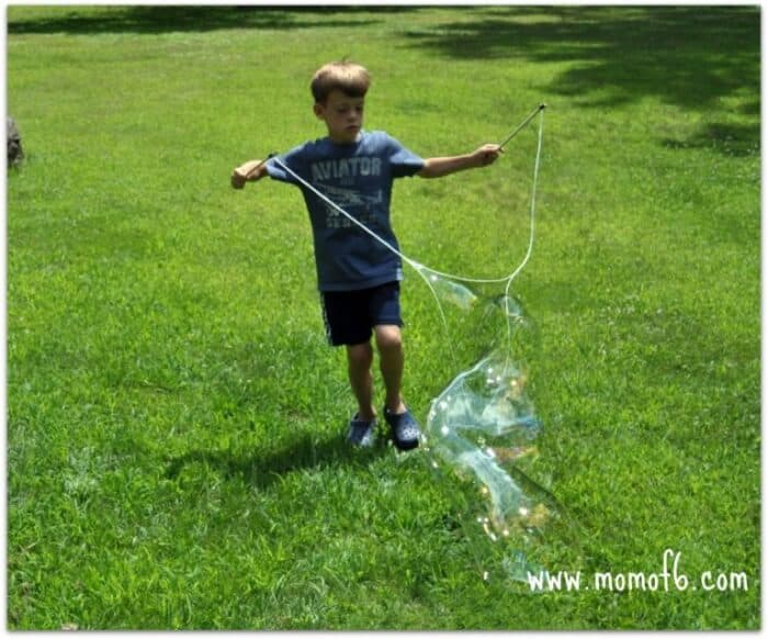 Momof6 Make Your Own Giant Bubbles6
