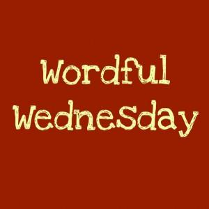 Wordful Wednesday: Sometimes You Just Gotta Scrub!