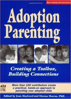 These books on adoption parenting were so valuable to me! Because when you strive to be a good parent, you seek information- and when you are an adoptive parent- I think you seek a little harder- you know that adoption parenting is a little more complicated- and you want to do your best.