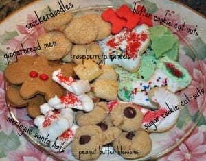 7 Delicious Holiday Cookies!