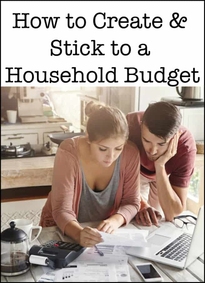 The cornerstone of tracking your money- creating and sticking to a household budget is so important! Knowing how you are spending your money so that you can make good decisions to support your financial goals is why I have created this last post in my 3-part series on how to track your money.