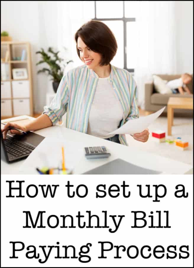 In the second post of our 3-part series on how to manage your money, we are going to talk about how to approach the monthly bill paying process.