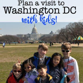 Washington DC with Kids!