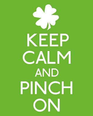 Keep calm and pinch on subway art printable