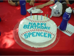 Great 6 Year Old Birthday Party Idea: A Baseball Party!