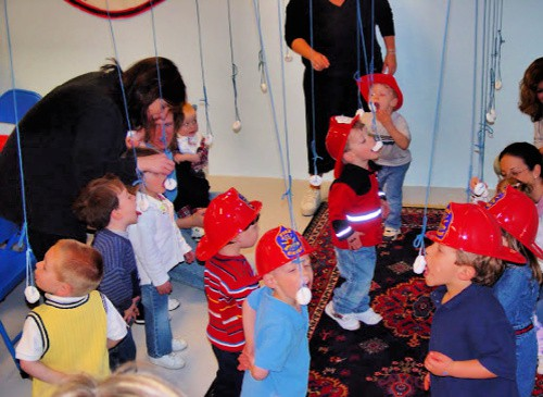 fireman party games