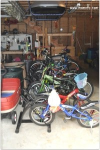 The Great Garage Clean Out Challenge- Evaluate and Solve!